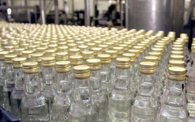 Белорусские пограничники раскрыли схему незаконного изготовления контрафактной алкогольной продукции
